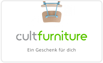 Cult Furniture - Gutschein
