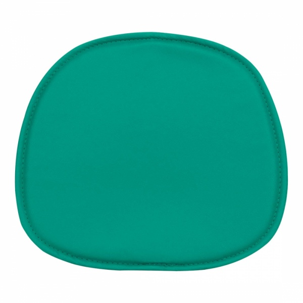 seat pad cushions for eames dsw or dsr side chairs cult uk. Black Bedroom Furniture Sets. Home Design Ideas