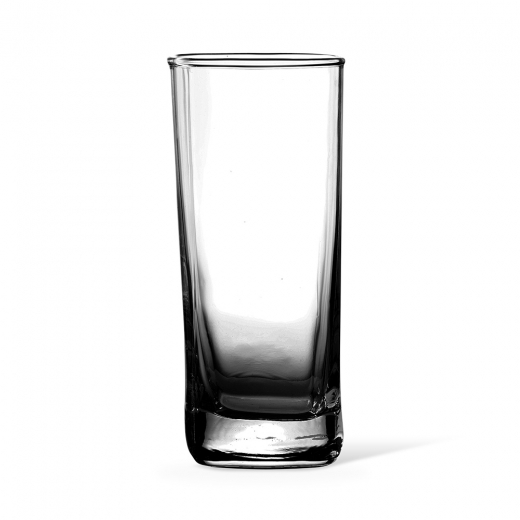 Cult Living Flow Long Drink Glas Rauchgrau - 35cl