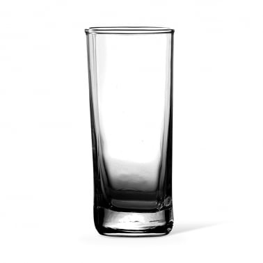 Flow Long Drink Glas Rauchgrau - 35cl
