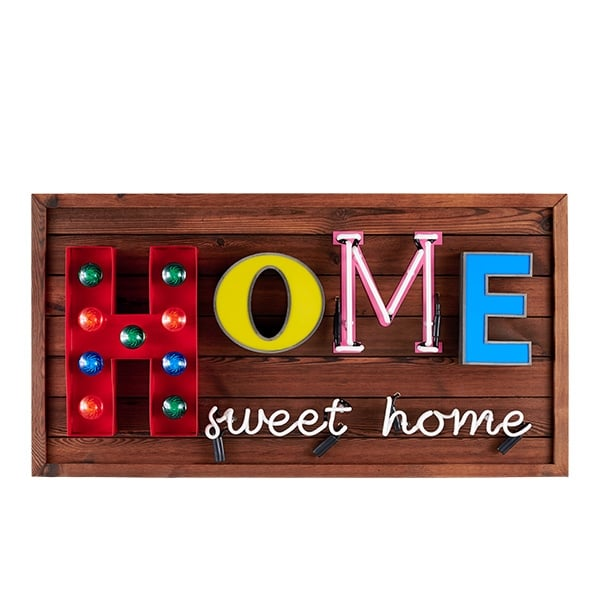 Cult Living Home Sweet Home Led Schild Beleuchtung Cult Furniture De