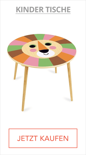 Navigation Banner - Kids Tables DE