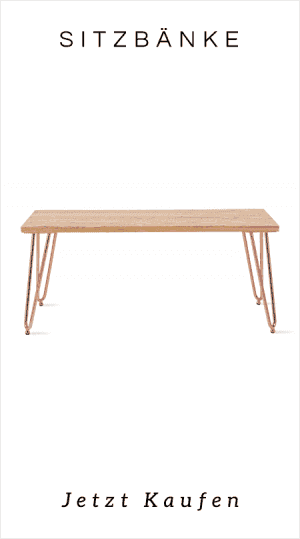 Furniture_Hairpin Benches