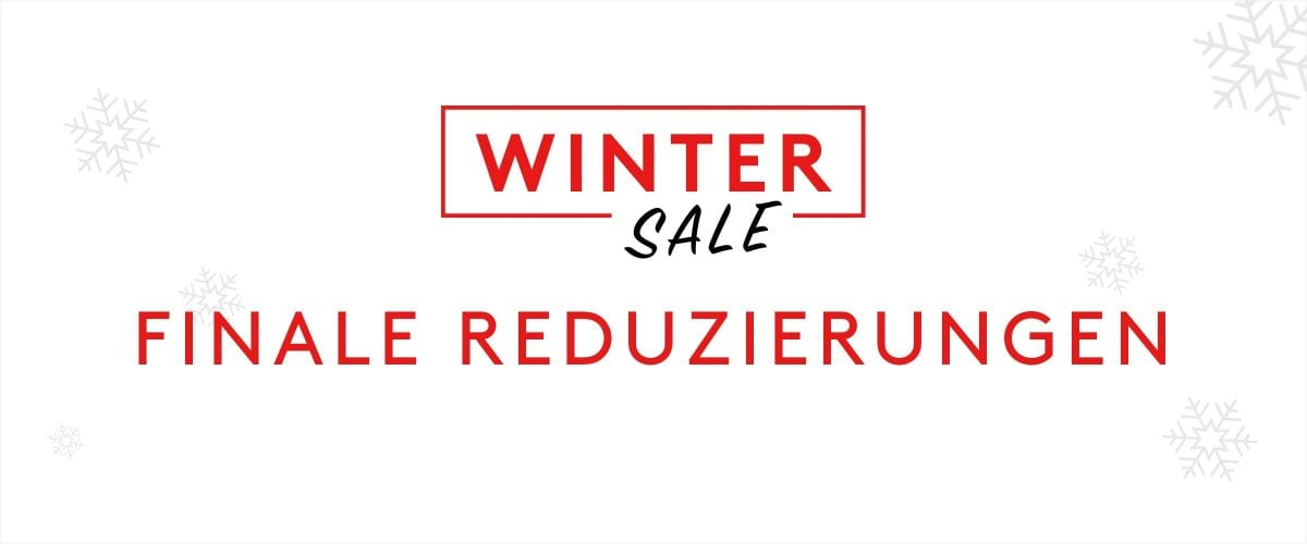 Final Reductions Winter Sale _ HP Banner