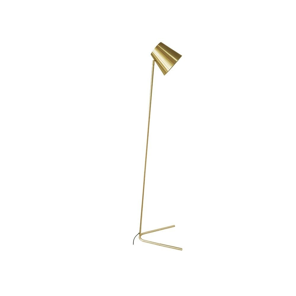 Messing Metall Noble Stehlampe Moderne Lampen Beleuchtung