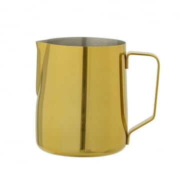 Stainless Steel Milk Jug, Gold