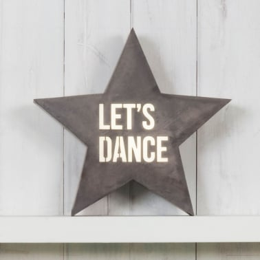 Stern Metall Light Box - Let's Dance